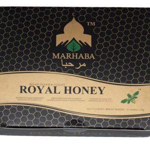 MARHABA ROYAL HONEY (ONE BOX -10 SACHETS OF 20G)