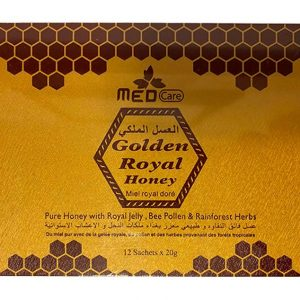 MEDCARE GOLDEN ROYAL HONEY