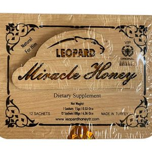 LEOPARD MIRACLE HONEY CLASSIC