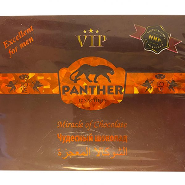 PANTHER MIRACLE OF CHOCOLATE